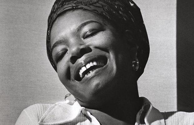 Maya Angelou, scrittrice e attivista statunitense