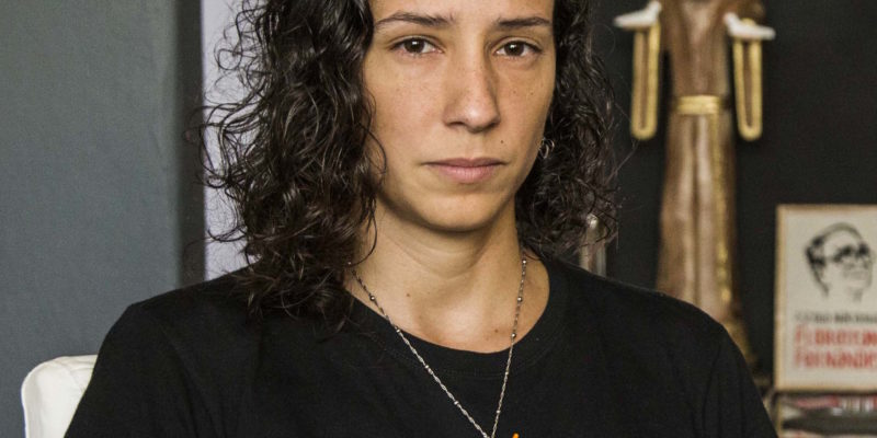 Mônica Benício compagna di Marielle Franco assassinata nel 2018