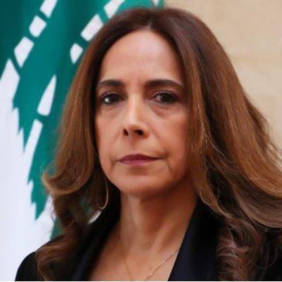 Zeina Akar, Ministra Interni del Libano, prima donna del mondo arabo