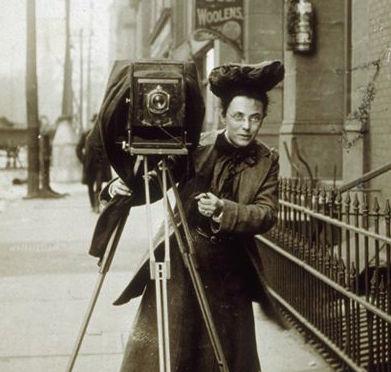 Jessie Tarbox Beals, la prima fotoreporte