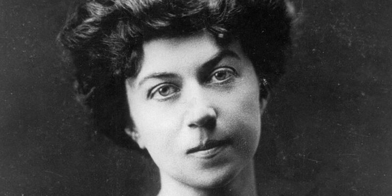 Alexandra Kollontai, rivoluzionaria marxista e prima donna al mondo a diventare ministra