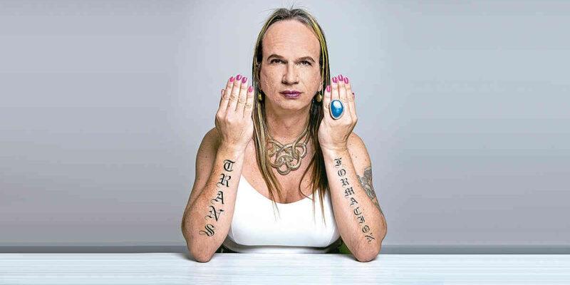Brigitte Baptiste è la prima donna transgender alla guida di un'ateneo, l'Università EAN di Bogotà, oltre che la più grande esperta di sostenibilità della Colombia
