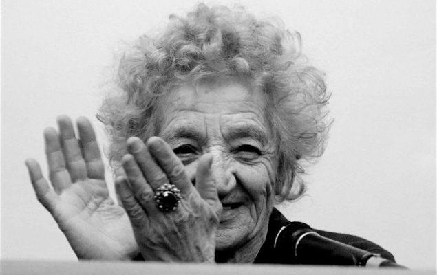 Cecilia Mangini, la prima documentarista italiana
