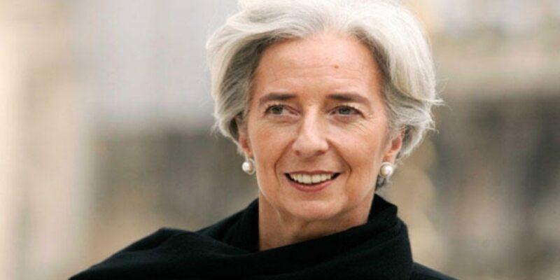 Christine Lagarde terza donna più potente al mondo per la rivista Forbes