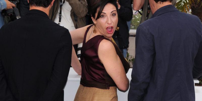 Loredana Simioli, attrice, comica, amica