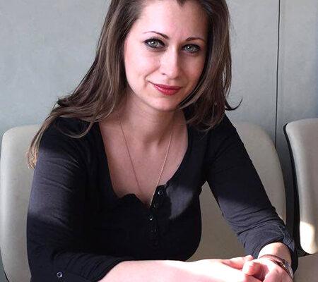 Madalina Gavrilescu attivista del Movimento per il Diritto all'Abitare