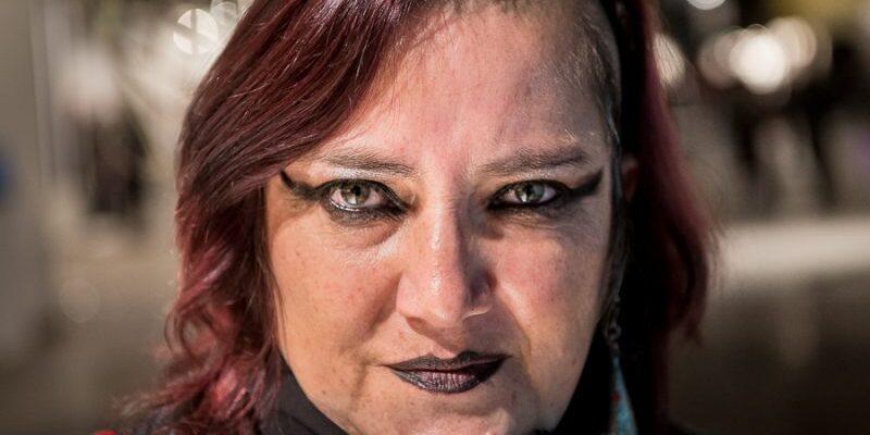 María Galindo, anarchica, femminista e psicologa boliviana