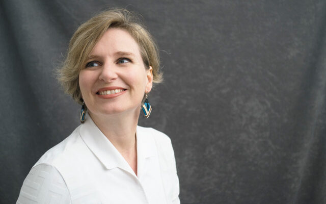 Paola Di Nicola, giudice del tribunale di Roma