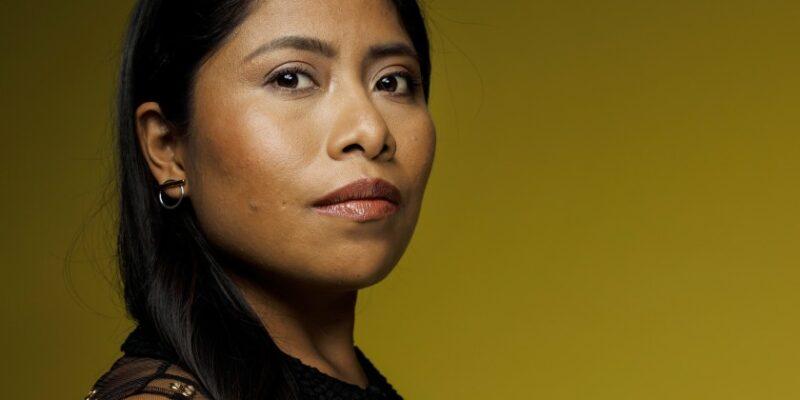 Yalitza Aparicio un'indigena tra le top 100 di Times