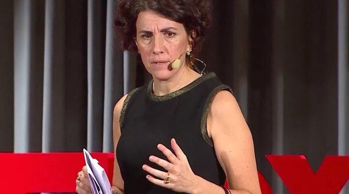 Antonella Santuccione Chadha patologa e neuroscienziata, donna dell'anno 2019 per la rivista svizzera Woman in Business.