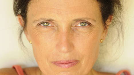 Claudia Piñeiro, scrittrice e sceneggiatrice argentina.