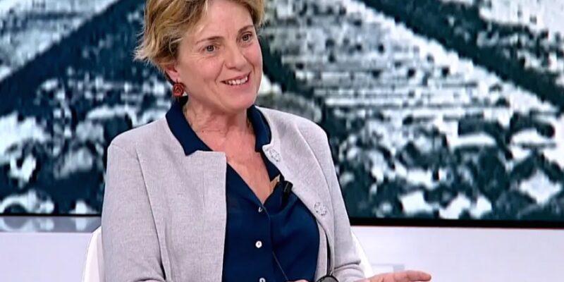 Della Passarelli, dirige la Sinnos Editrice