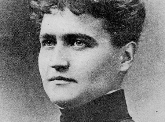 Eliza Scidmore prima donna corrispondente della National Geographic Society