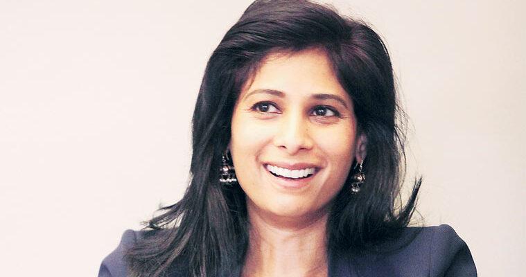 Gita Gopinath è la prima donna a occupare la carica di capo economista del Fondo Mondiale Internazionale.