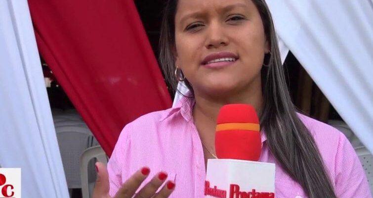 Karina Garcia Sierra candidata sindaca bruciata viva in Colombia