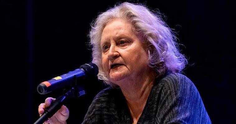 Lea Melandri, figura tra le più significative e autorevoli del femminismo italiano.