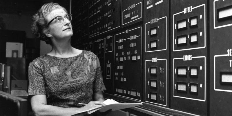 Nancy Grace Roman, prima dirigente NASAa