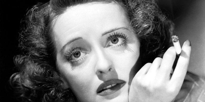 Gli occhi di Bette Davis