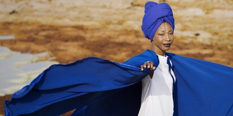 Fatoumata Diawara la nuova voce d'Africa