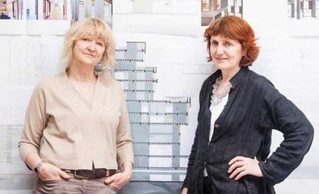Yvonne Farrelle Shelley McNamara vincitrici del premio Pritzker, il Nobel dell'Architettura