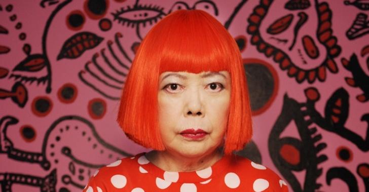 Yayoi Kusama la principessa dei pois