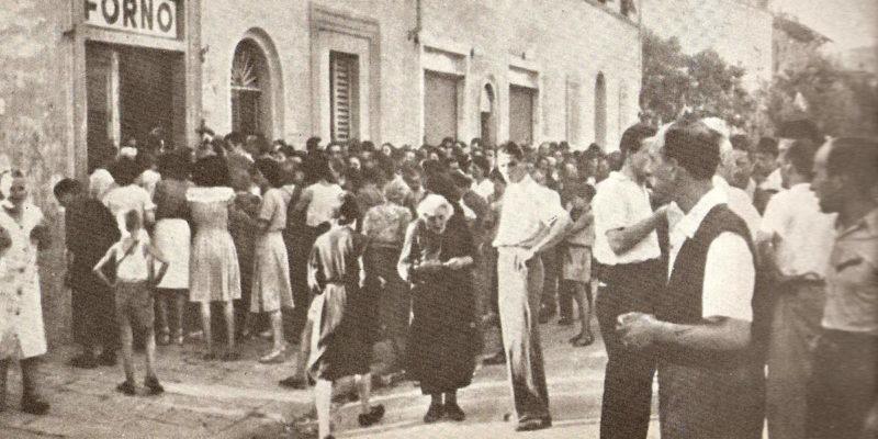 la strage del forno di Tesei a Roma