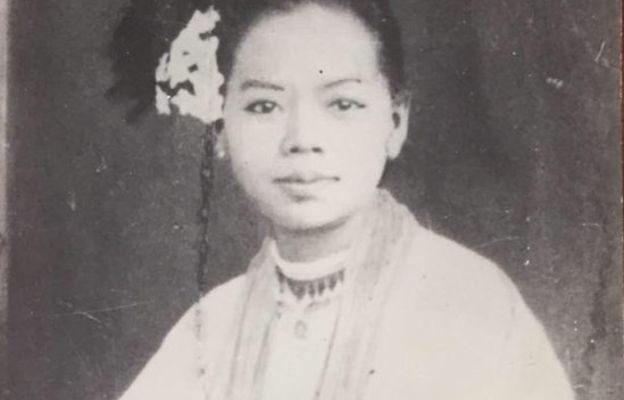 Mya Mi eroina birmana