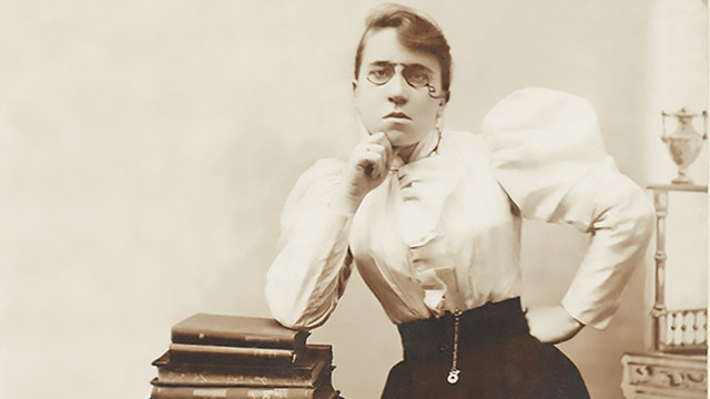 Emma Goldman anarchica femminista