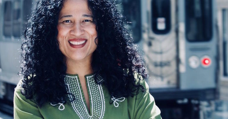 Ilka Oliva Corado scrittrice e giornalista del Guatemala