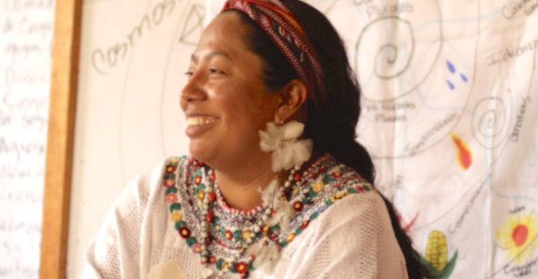 Lorena Cabnal e il femminismo comunitario