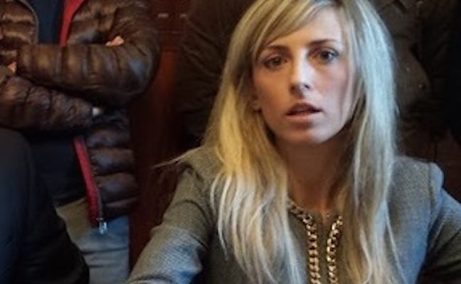 Silvia Curione sostituta procuratrice