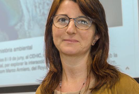 Stefania Barca e il reddito di cura