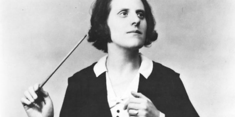 Antonia Brico prima direttrice d'orchestra