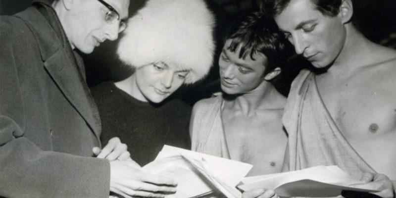 Mina Mezzadri prima regista teatrale italiana