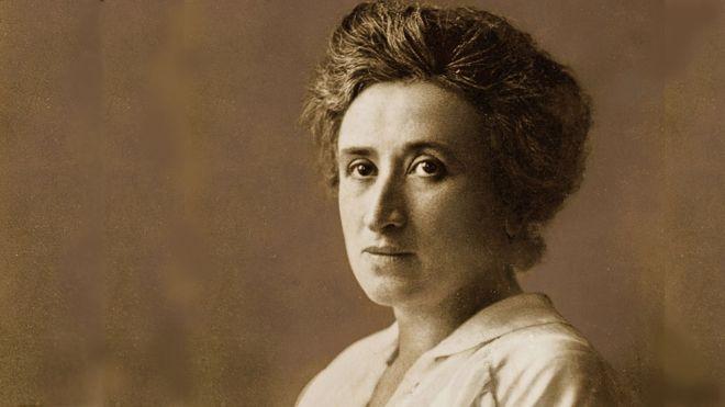 Rosa Luxemburg politica e rivoluzionaria