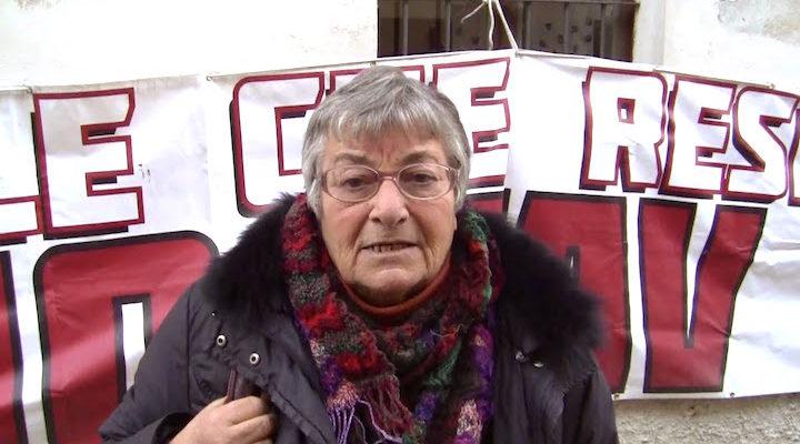 Simonetta Crisci avvocata attivista diritti umani