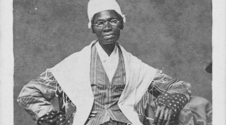 Sojourner Truth attivista diritti umani