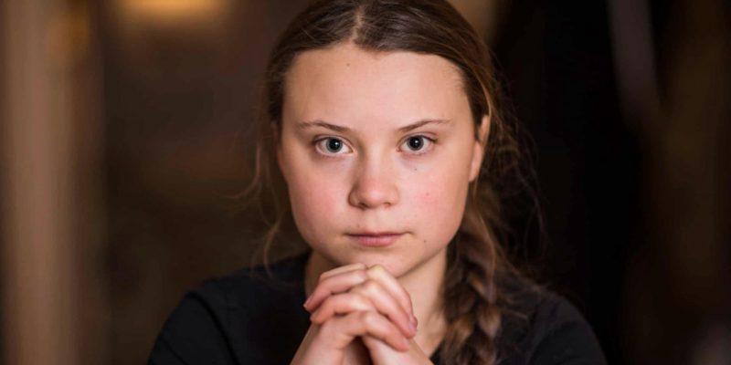 Greta Thunberg la più famosa attivista per il clima