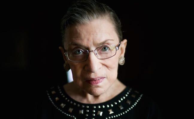 Ruth Bader Ginsburg, la più anziana componente della Corte Suprema degli Stati Uniti