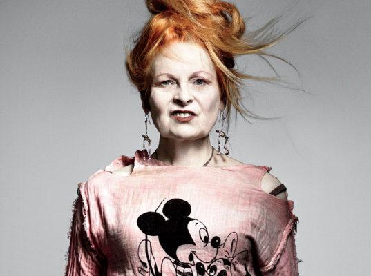 Vivienne Westwood punk, icona, attivista