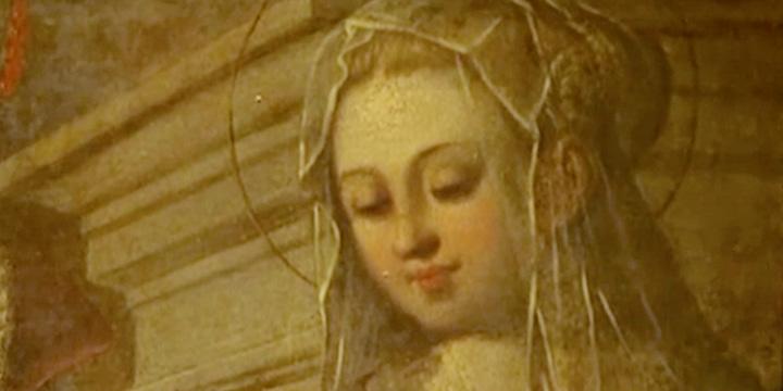 Maria D'Avalos vittima di femminicidio nel 1590