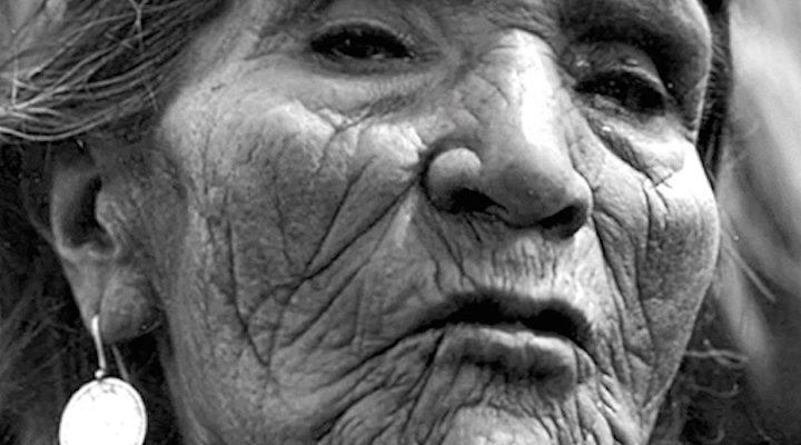 Dolores Cacuango leader indigena
