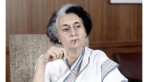Indira Gandhi prima premier indiana
