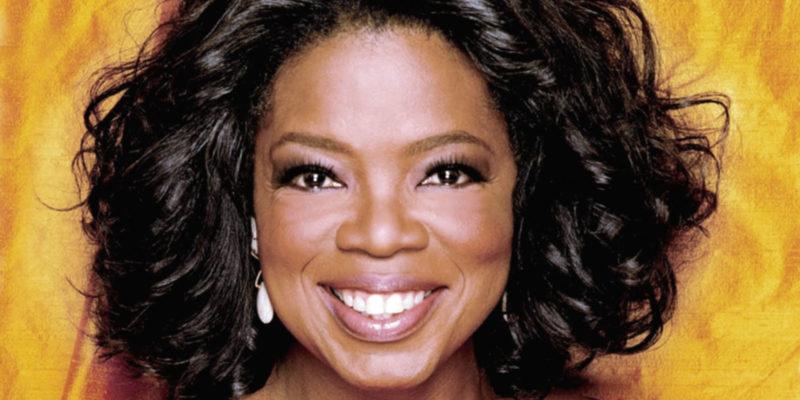Oprah Winfrey la regina di tutti i media