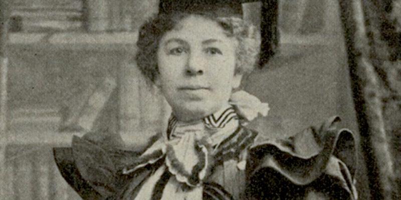 Clara Shortridge Foltz prima avvocata costa occidentale Stati Uniti