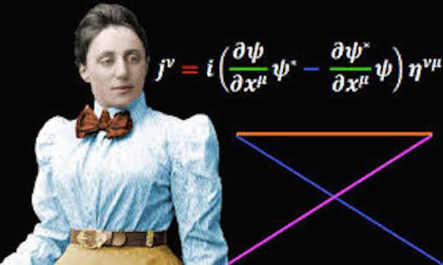 Emmy Noether matematica