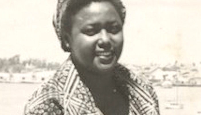 Lucy Lameck politica tanzaniana