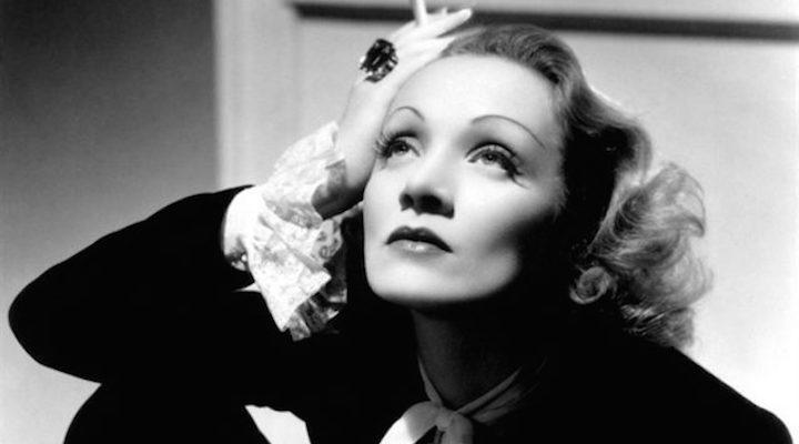 Marlene Dietrich l'angelo azzurro