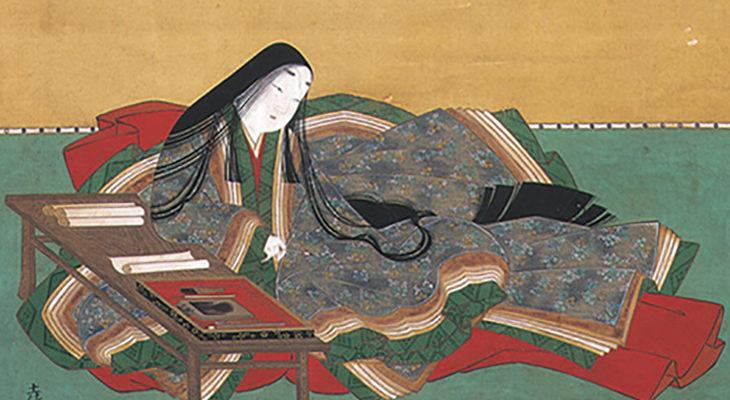 Murasaki Shikibu ha scritto il primo romanzo della storia