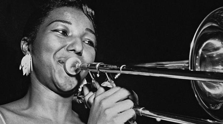 Melba Liston trombonista jazz